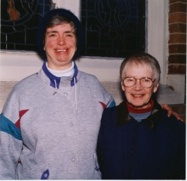 image of L'Arche Boston North core members